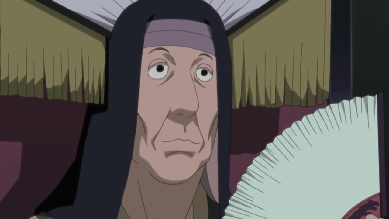 Daimyo del Paese del Fuoco - NarutoGT it