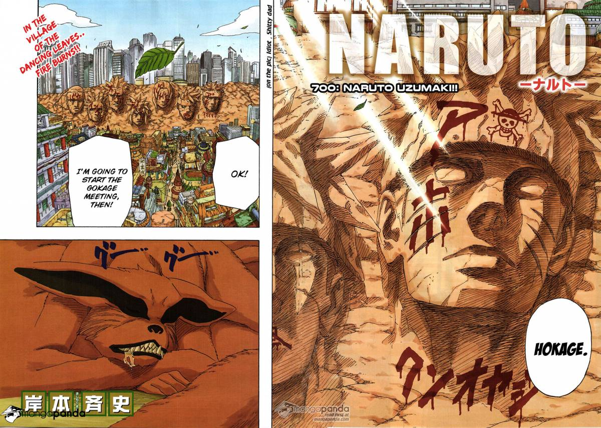 Capitoli Manga