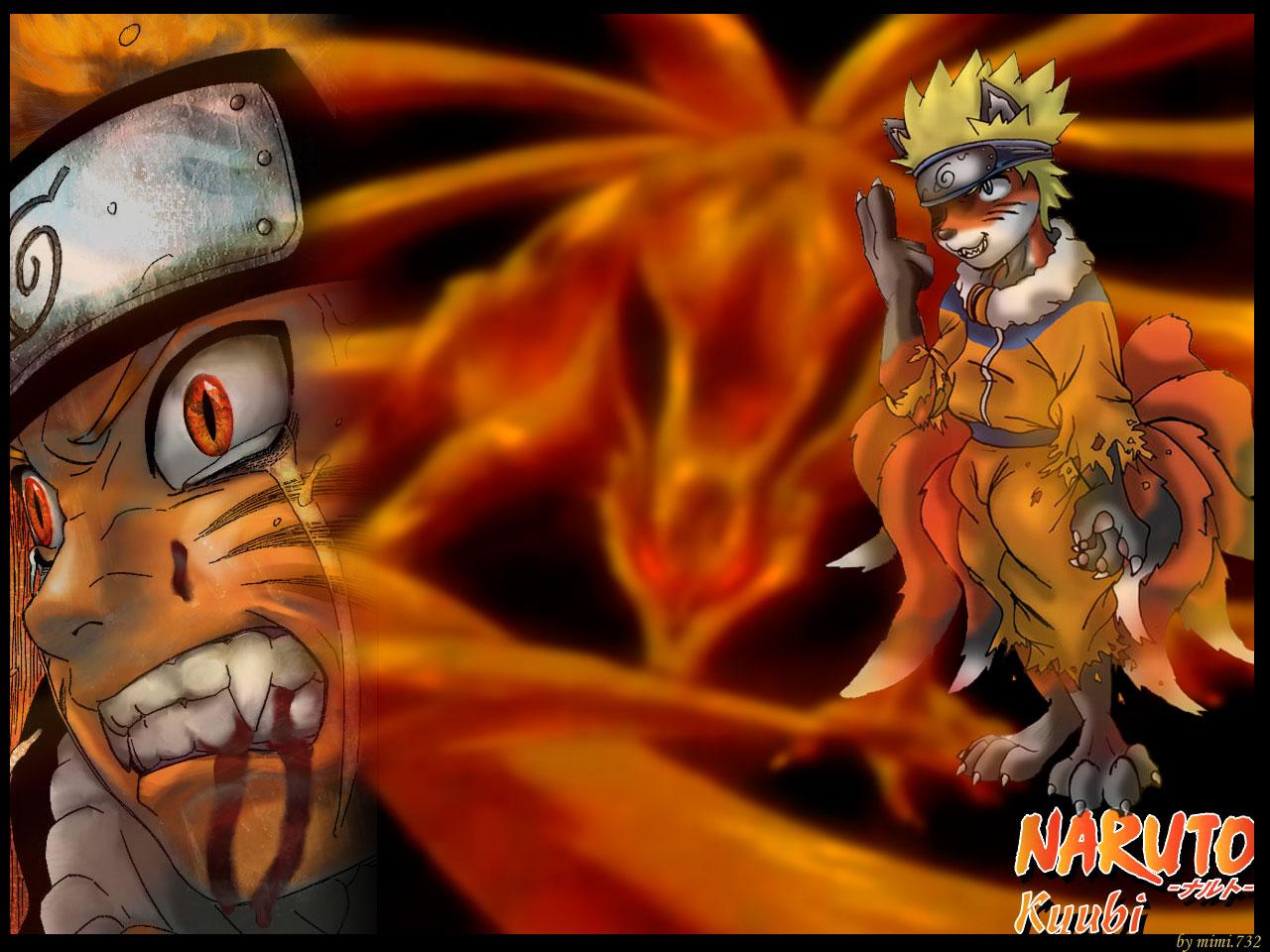 Galleria - Naruto renard ...