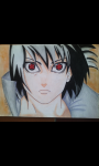 finished of draw Sasuke Mangekyou Sharingan
