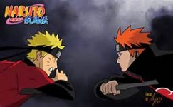 Pain vs Naruto