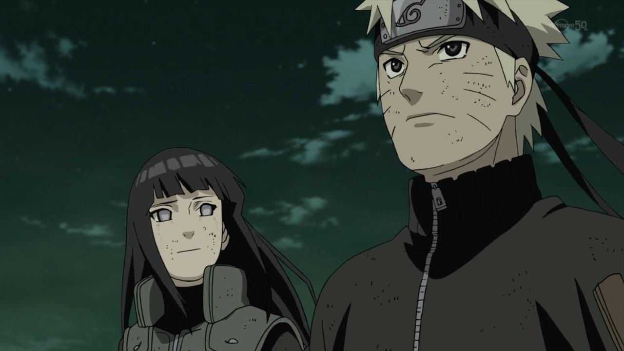 da li se Naruto i Hinata ikad zakače